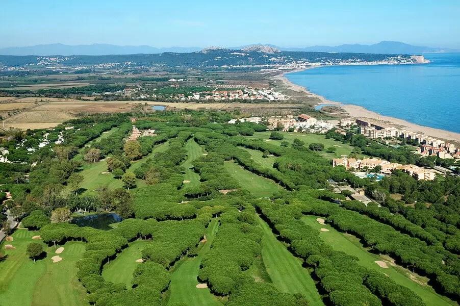 Golf Platja de Pals, Girona