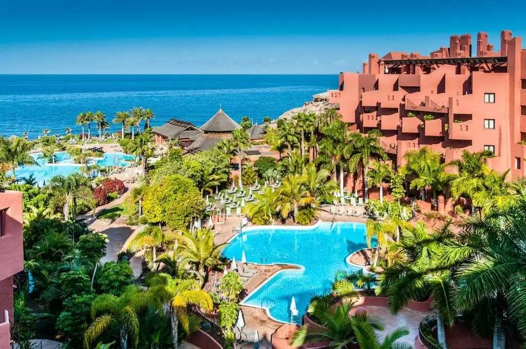 TENERIFE – 5* Sheraton La Caleta Resort And Spa Golf Holiday & Golf Break Offers