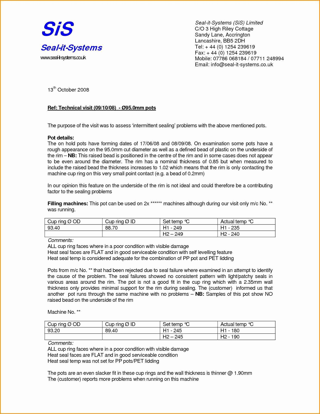 Accident Reconstruction Report Example