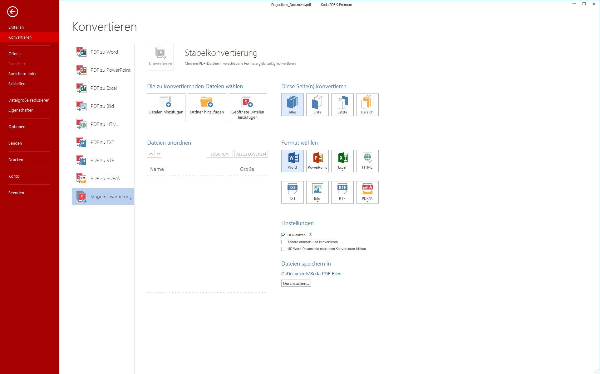Convert Document To Excel Spreadsheet