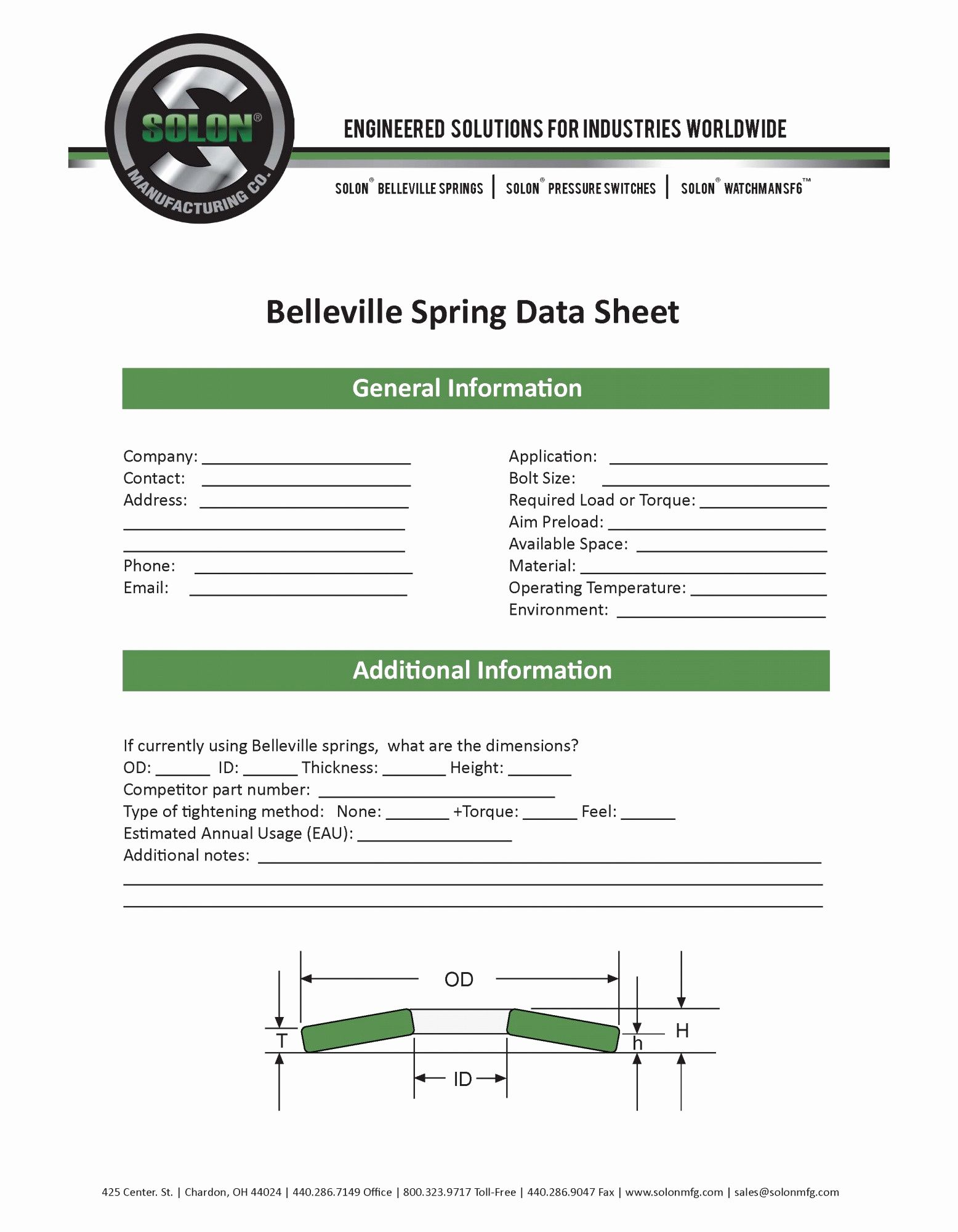 Driver Settlement Sheet Template