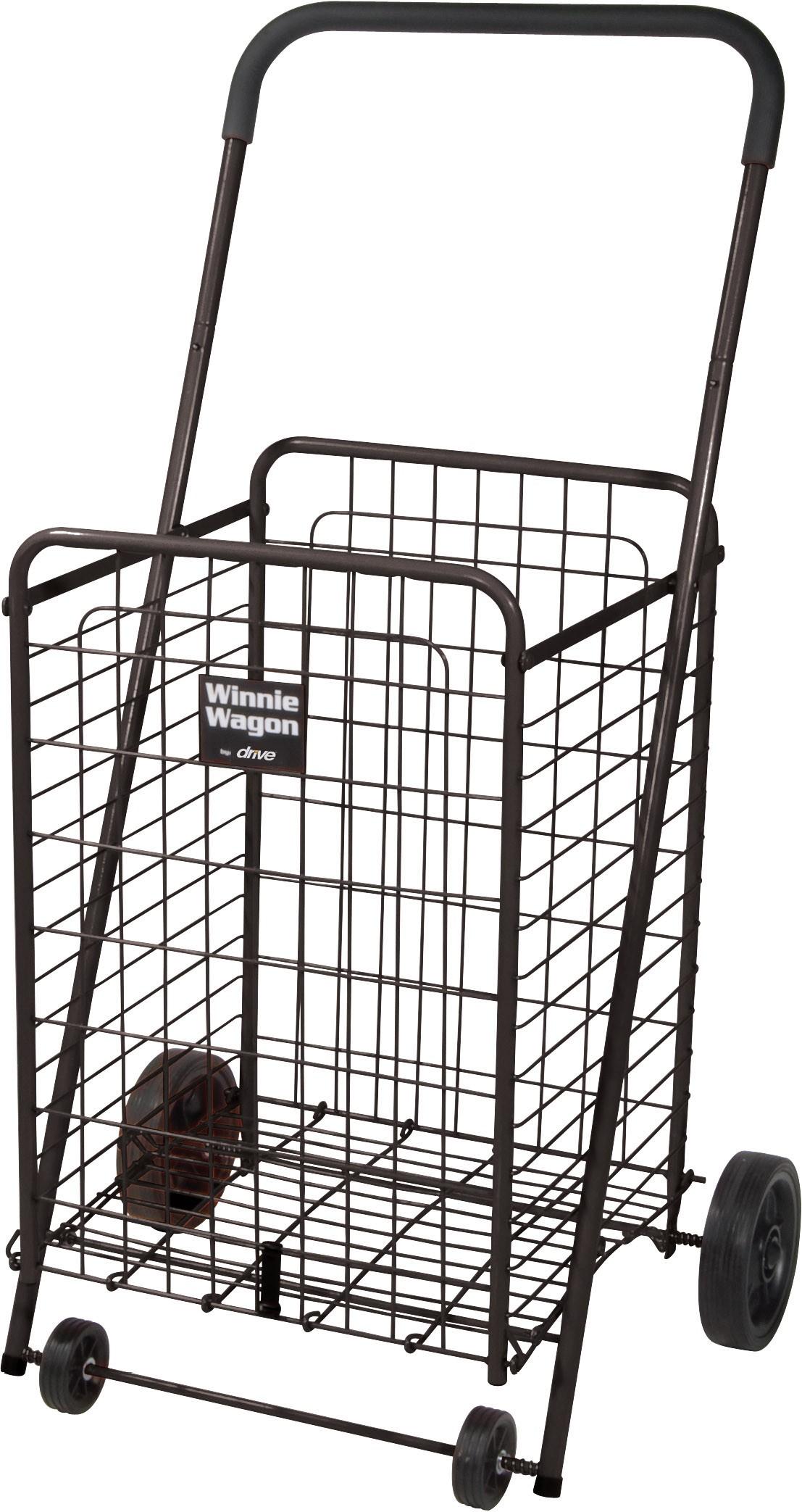 Winnie Wagon With Adjustable Handle Height