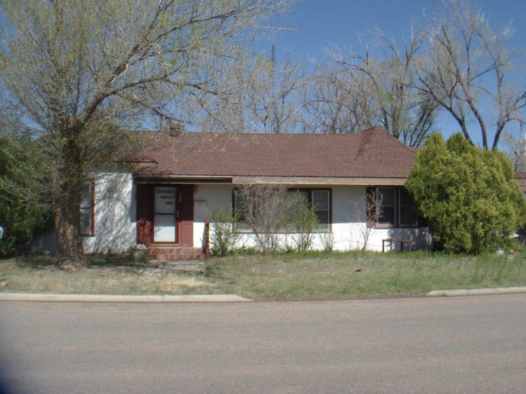 Ranch Carport 1980 Home