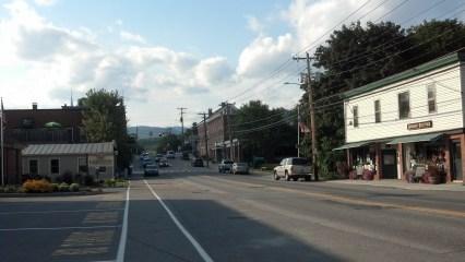 Main Street, Waterbury Village, VT