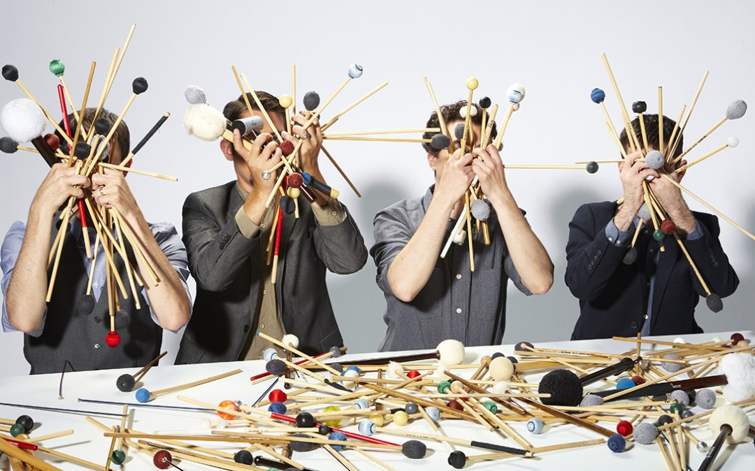 New Glenn Work The Beautiful Confusion World Premieres March 3, Commissioned by UAB's Albs Stephens Center for Third  Coast Percussion