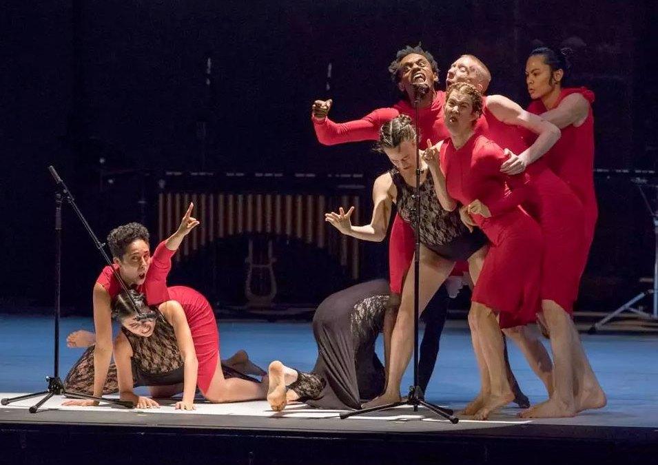 Ate9 Dance Company is breathtaking in Boston