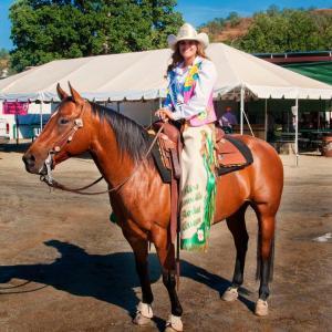 2014 Miss Rodeo Glennville, Calli Grant