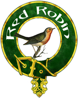 Red Robin badge