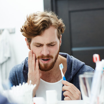 In this blog, your San Francisco dentists at Glen Park Dental will take a deeper look at sensitive teeth, and three ways we can help you get relief.