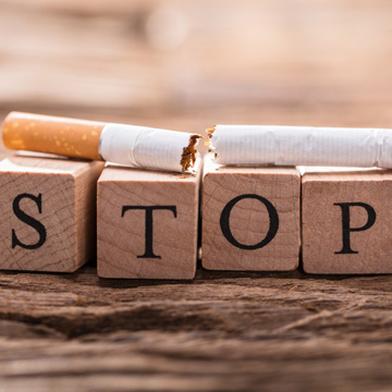 smoking can damage dental implants