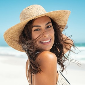 improve smile with veneers