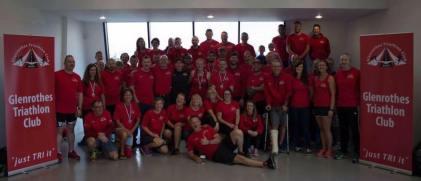 GTC Triathlon Festival Team 2017