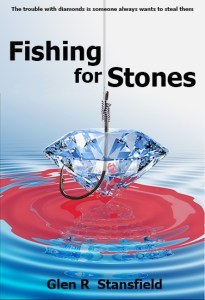 Fishing for Stones by Glen R Stansfield