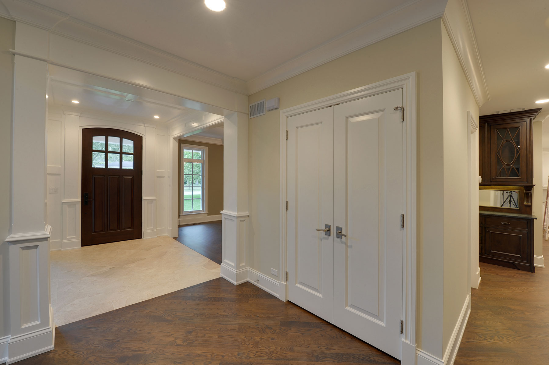 Classic Collection French Solid Wood Front Entry Door Clear Beveled Glass Door Gallery In Stock And Custom Doors Pivot Doors Wine Cellar Doors Solid Wood Euro Technology Paint Grade Mdf