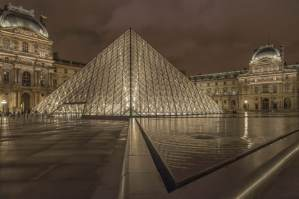 The Louvre at Midnight 2