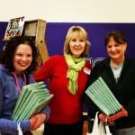 Ladies at the Craft Fair