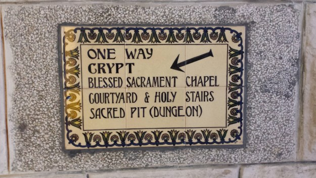 One Way Crypt