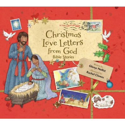 Experience Christmas like never before! 7 stories, 7 love letters from God! For ages 4-8