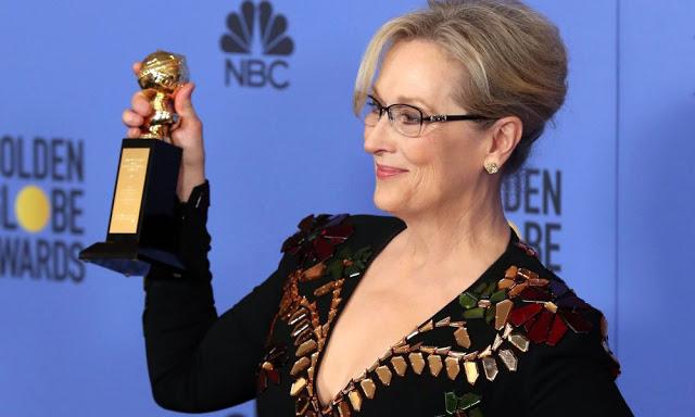 Perché il discorso di Meryl Streep ai Golden Globes rimarrà nella storia 1