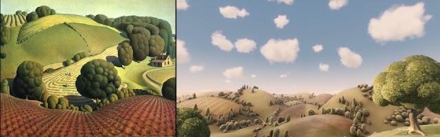 15 scene di film ispirate a dei quadri 33