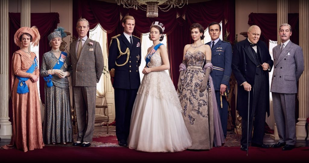 The Crown: Monarchy comes first 1