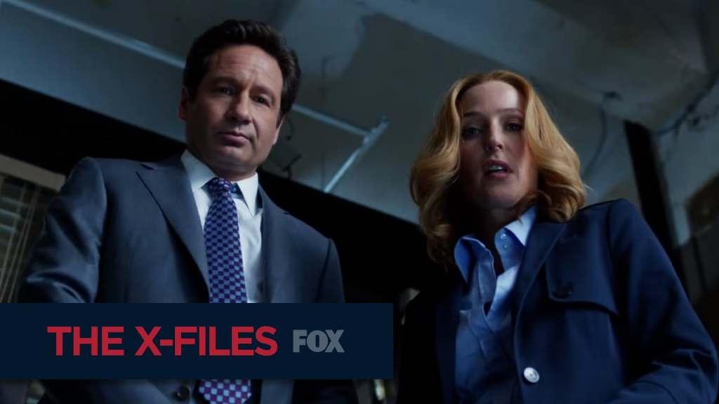 X-Files 11: tornano Mulder e Scully 1