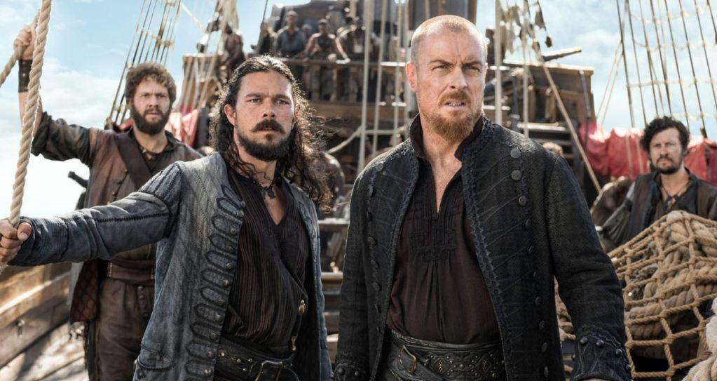 Black Sails: sui pirati, sul rum e sul finale 1