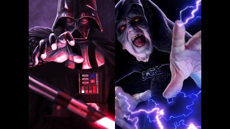 Cosa sarebbe successo se...Star Wars (parte III) - Yoda tells 9