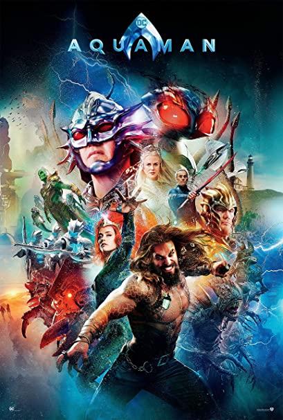 Aquaman (2019): storia di un metallaro che puzza di pesce 1