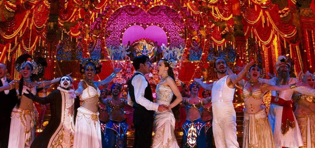 Moulin Rouge! (2001): come what may 1