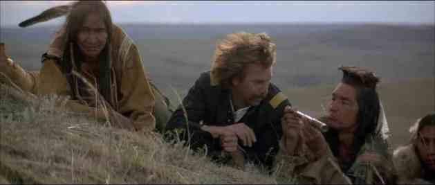 film western balla coi lupi