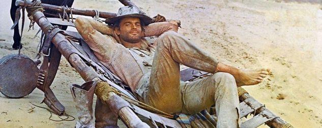 film western lo chiamavano trinità