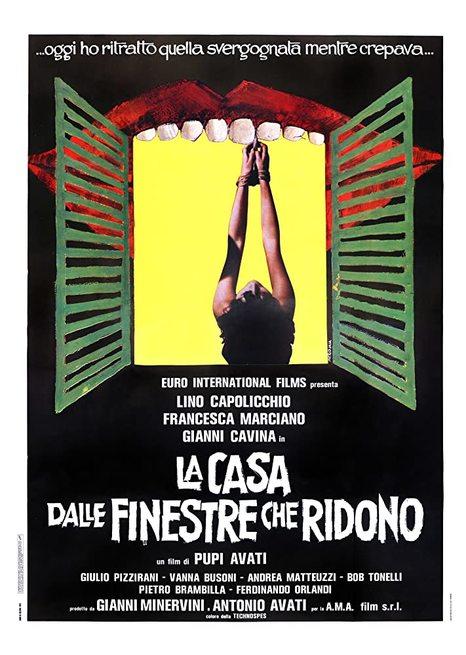 La Casa dalle Finestre che Ridono (1976): l'urlo di un artista 1