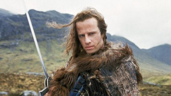 highlander film anni 80 cult