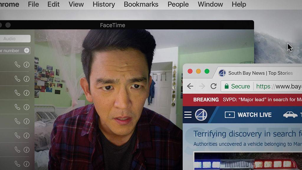 Searching (2018): sparizioni nell'era internet 1