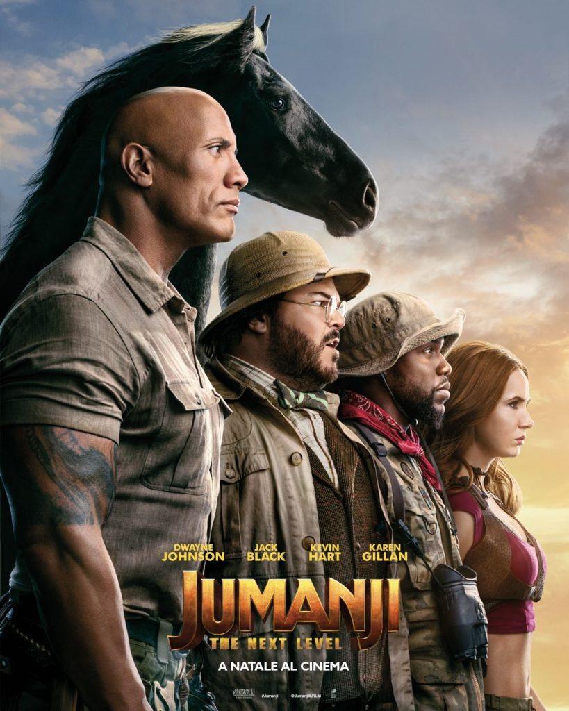 Jumanji - The Next Level (2019): storia di un'amicizia 1