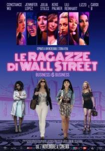 le ragazze di wall street locandina