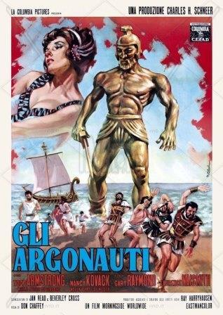 Gli Argonauti (1963): mitologia in stop motion 1
