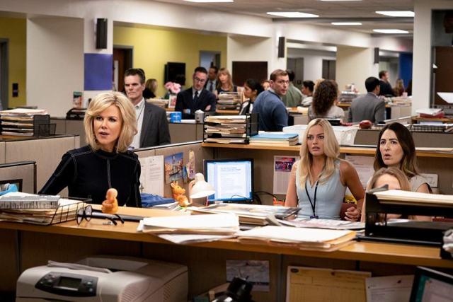 bombshell la voce dello scandalo film 2019 recensione