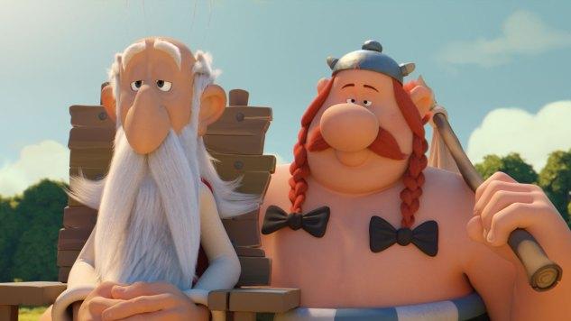 Panoramix e Obelix