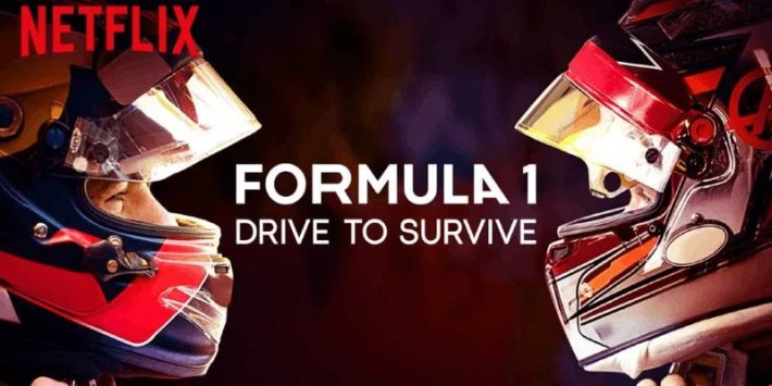 Formula 1 Drive to Survive