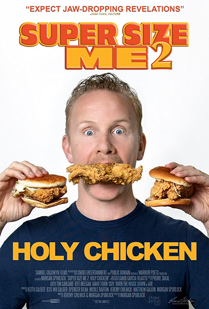 super size me 2 holy chicken amazon documentario locandina
