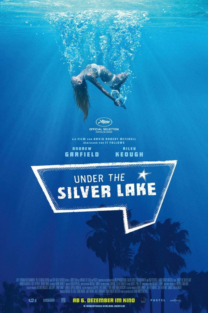 Under The Silver Lake (2018): quando il noir è pop 2