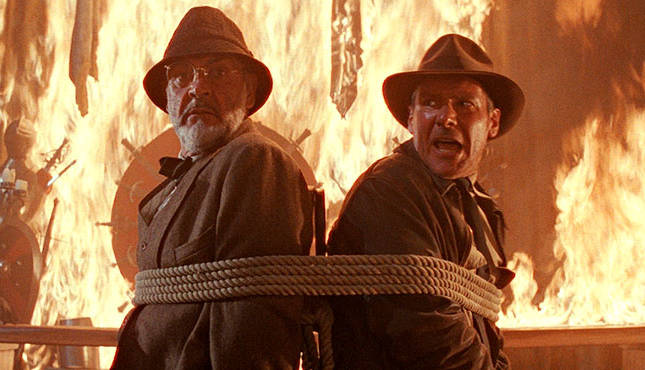 migliori film di sean connery indiana jones e l'ultima crociata