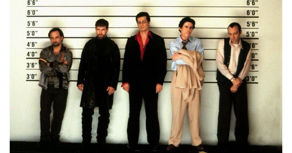 i soliti sospetti film cult anni 90