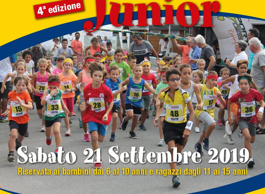 Corsa dell'Innominato Junior