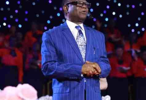 Rev. Felix I. Omobude