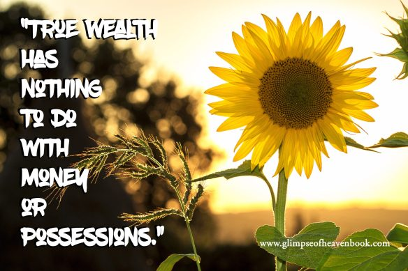 True Wealth sunflower-1127174