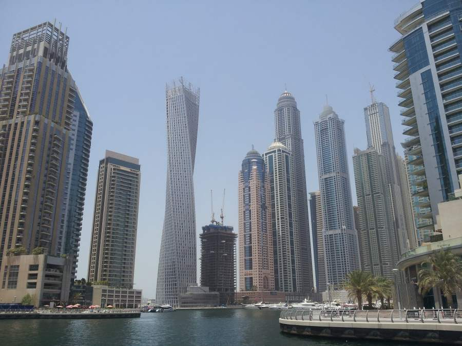 Dubai: WEATHER IN AUGUST (1)
