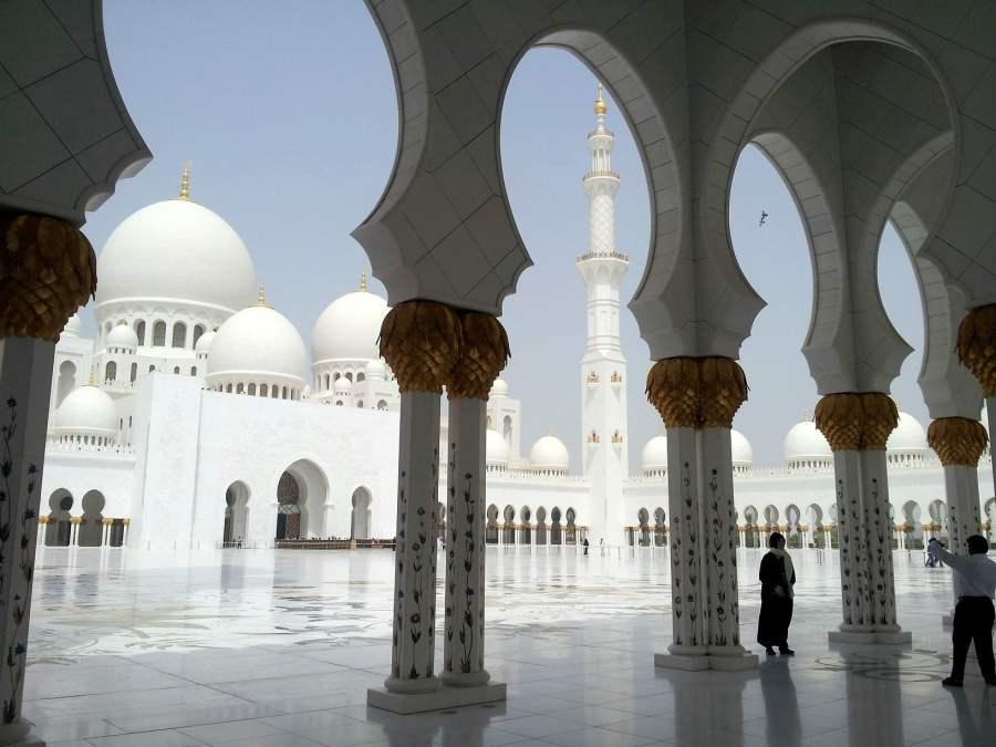 Dubai: QUICK STOP TO ABU DHABI (12)